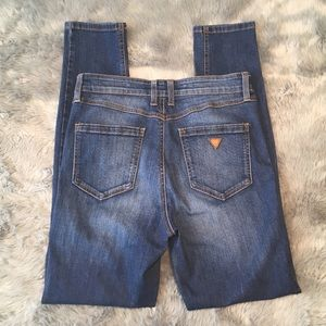 Guess Jeans - Guess 1981 HIgh Waisted Skinny Jeans